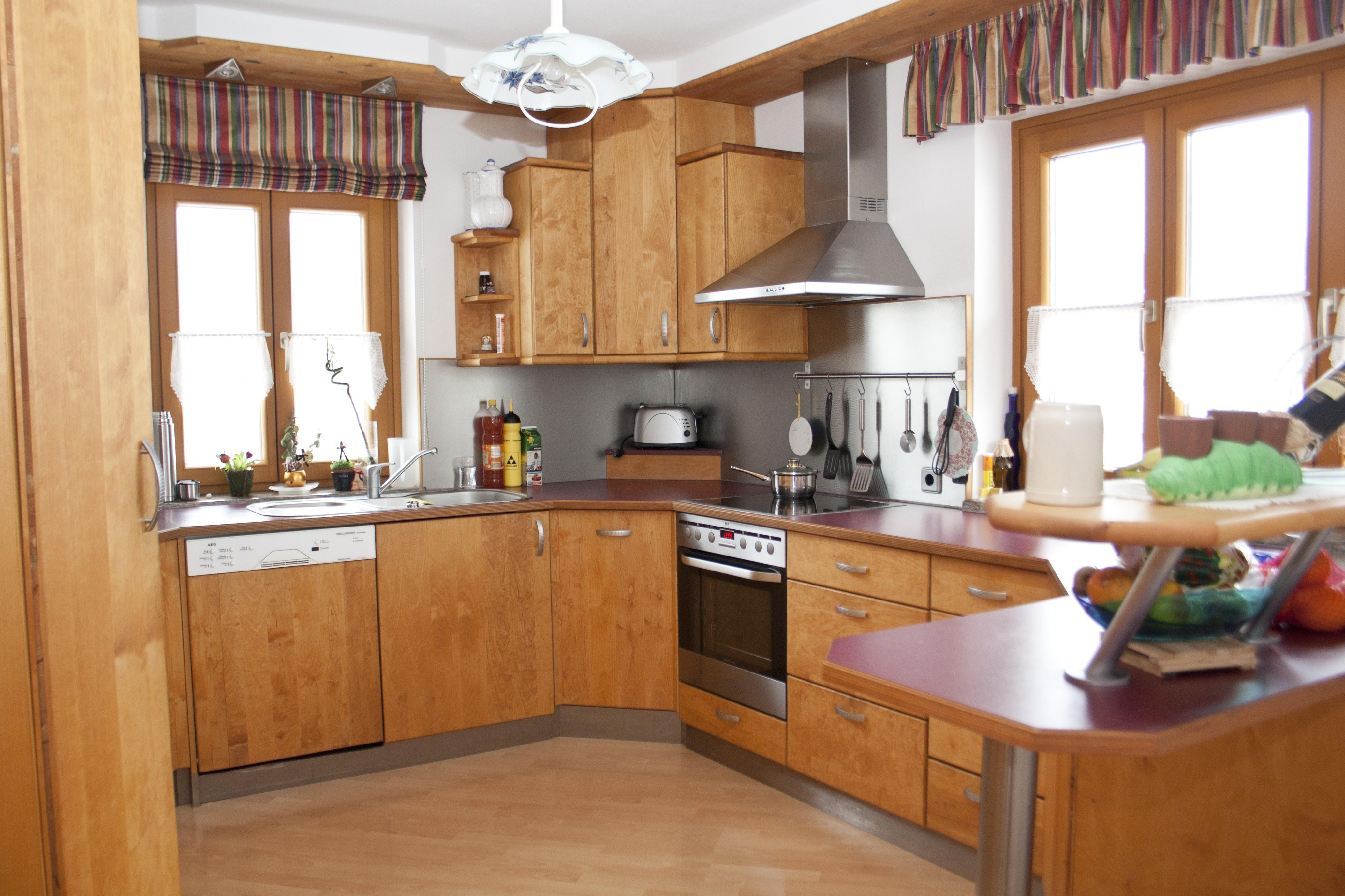 Kuche in birke tischler friedrich vogl for Küche birke