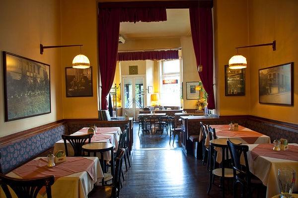 Cafe Restaurant Wien