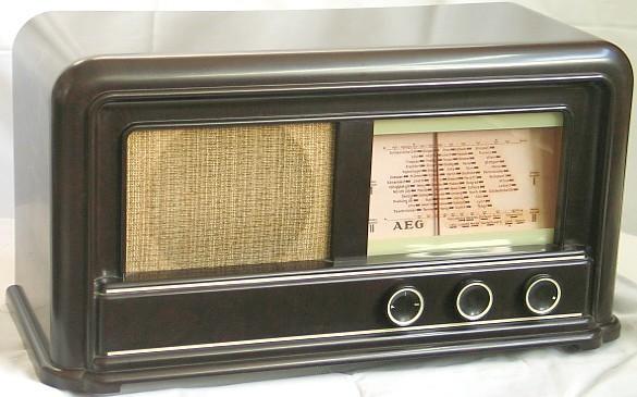 aeg 29w 1939 40 peter spreitzer elektronik braunau. Black Bedroom Furniture Sets. Home Design Ideas