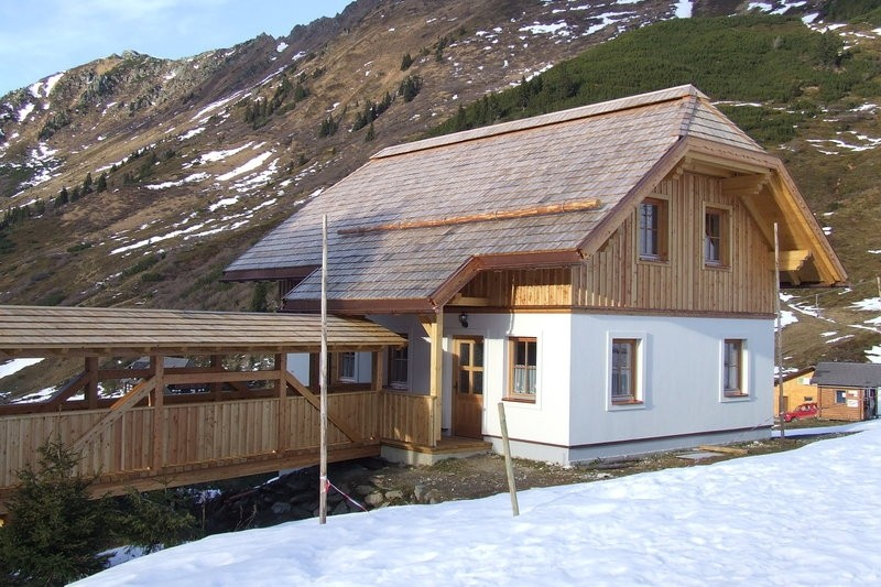 Lackner Bogenschützenhütte Planneralm (Petutschnig ...
