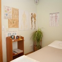 Peter Mükisch Gesundheitszentrum Behandlungsraum