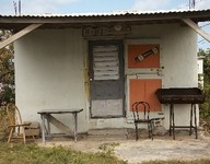 Traditional Anguilla Village Shop Bar