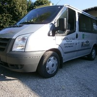 Ford Transit Großraumtaxi