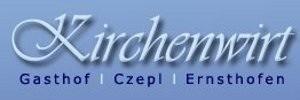 Logo Gasthof Kirchenwirt Czepl