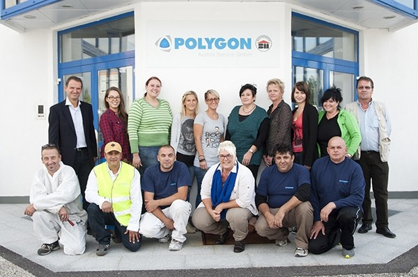 Polygon austria service gmbh in wiener neudorf massage for Polygon gmbh obertshausen