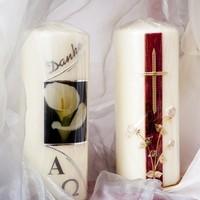 Bestattung Beatrix Lang Kerzen