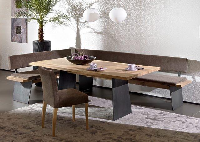 tapeten esszimmer bilder. Black Bedroom Furniture Sets. Home Design Ideas