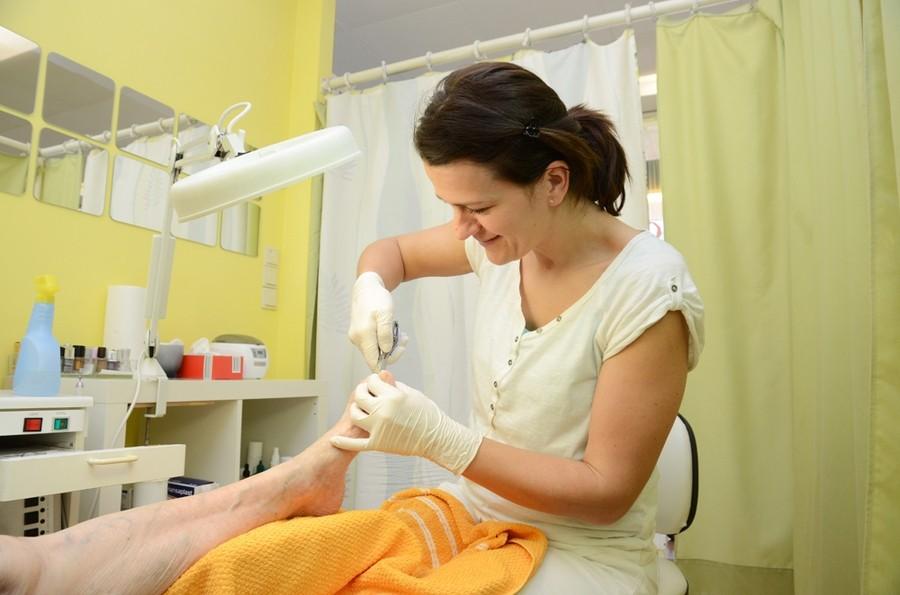Gabriela Operschall - Kosmetik - Fußpflege - Massage in