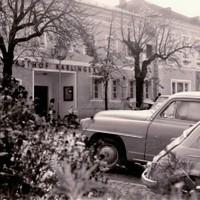 Gasthaus Karlinger in den 70iger Jahren