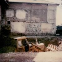 Neubau des Gasthauses im Jahr 1981 (2)