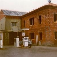 Neubau des Gasthauses im Jahr 1981 (4)