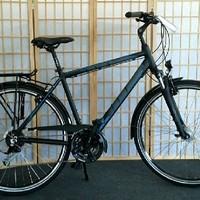 Hallo darf ich mich vorstellen, ich bin das Fahrrad der Woche. Winora MALLORCA mit Nabendynamo und Shimano Ausstattung. Schau vorbei und teste mich😃