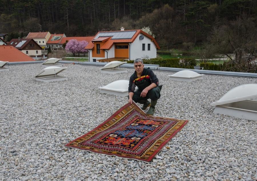 Ali Yildiz  Teppich Wäscherei in Pottenstein (Wartung