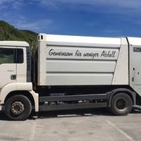 LKW Müllauto