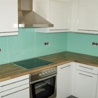 Küchen Verglasung