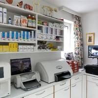 Digitales Röntges und Hausapotheke