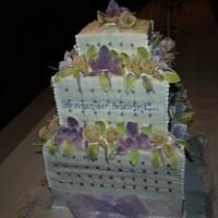 Die ganz besondere Hochzeitstorte von CONDITA