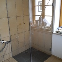 Duschverglasung