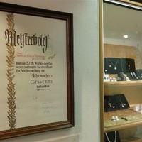 Uhrmacher Meisterbrief