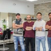 Paris Friseur - Team