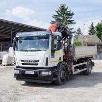 Stockreiter   Bau  und Brennstoffe, Transporte p.EU13