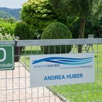 Andrea Huber1