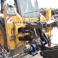 Reparaturen von ausgeschlagenen Lager bzw. Buchsensitzen