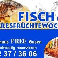 Fisch- und Meeresfrüchtewochen
