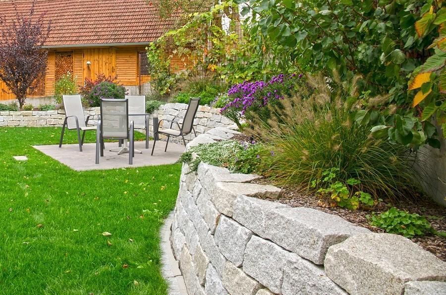 K ppl gartengestaltung planung pflege steinmauerbau in for Gartengestaltung 700 qm