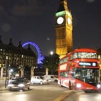 Nachtaufnahme London