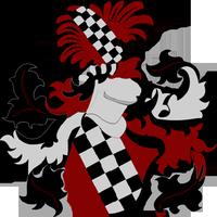 Digitalisierung und Einfärbung eines Familien Wappens