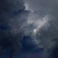 Wolkenaufnahme