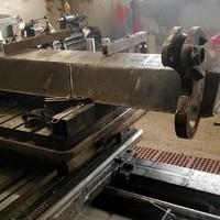 Presswagenrückwand Reparatur