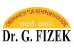 Ordination für Kieferorthopädie Dr. med. univ. G. Fizek Facharzt für Zahn-, Mund- und Kieferheilkunde
