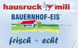 hausruck mili - Bauernhofeis