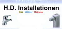H.D. Installationen KG - Gas - Wasser - Heizung