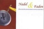 Nadel & Faden Änderungsschneiderei
