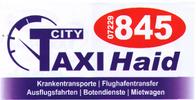 CITY TAXI HAID 07229 / 845