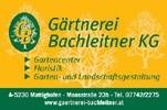 Gartencenter & Floristik (Gärtnerei BACHLEITNER)