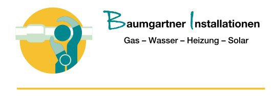 baumgartner installationen gas wasser heizung solar. Black Bedroom Furniture Sets. Home Design Ideas