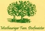 Mostheuriger Fam. Dorfmeister