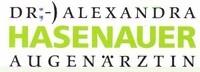 Dr. Alexandra Hasenauer Fachärztin für Augenheilkunde und Optometrie