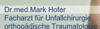 Dr. Mark Hofer Facharzt für Unfallchirurgie - Kniechirurgie - orthopädische Traumatologie