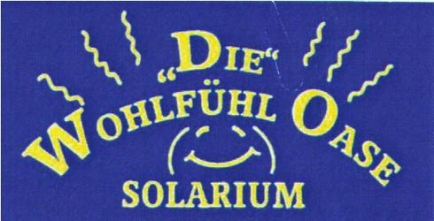 Die Wohlfühl Oase Solarium