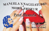 Manuela's Nagelstudio & Mobil Friseur Postl Manuela