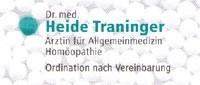 Dr. med. Heide Traninger Ärztin für Allgemeinmedizin Homöopathie