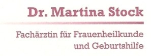 Dr. Martina Stock, Fachärztin für Frauenheilkunde und Geburtshilfe