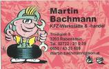 KFZ Werkstätte & Handel - Martin Bachmann