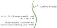 Dr. ULRIKE HAAS, Ärztin für Allgemeinmedizin und Homöopathie