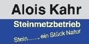 Alois Kahr Steinmetzbetrieb